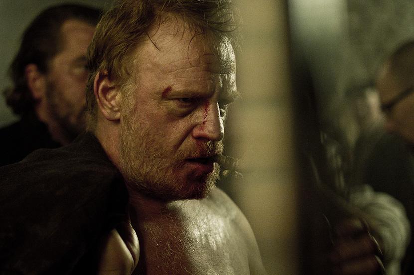 Mark Lewis Jones as Thomas Griffith (The Lighthouse)