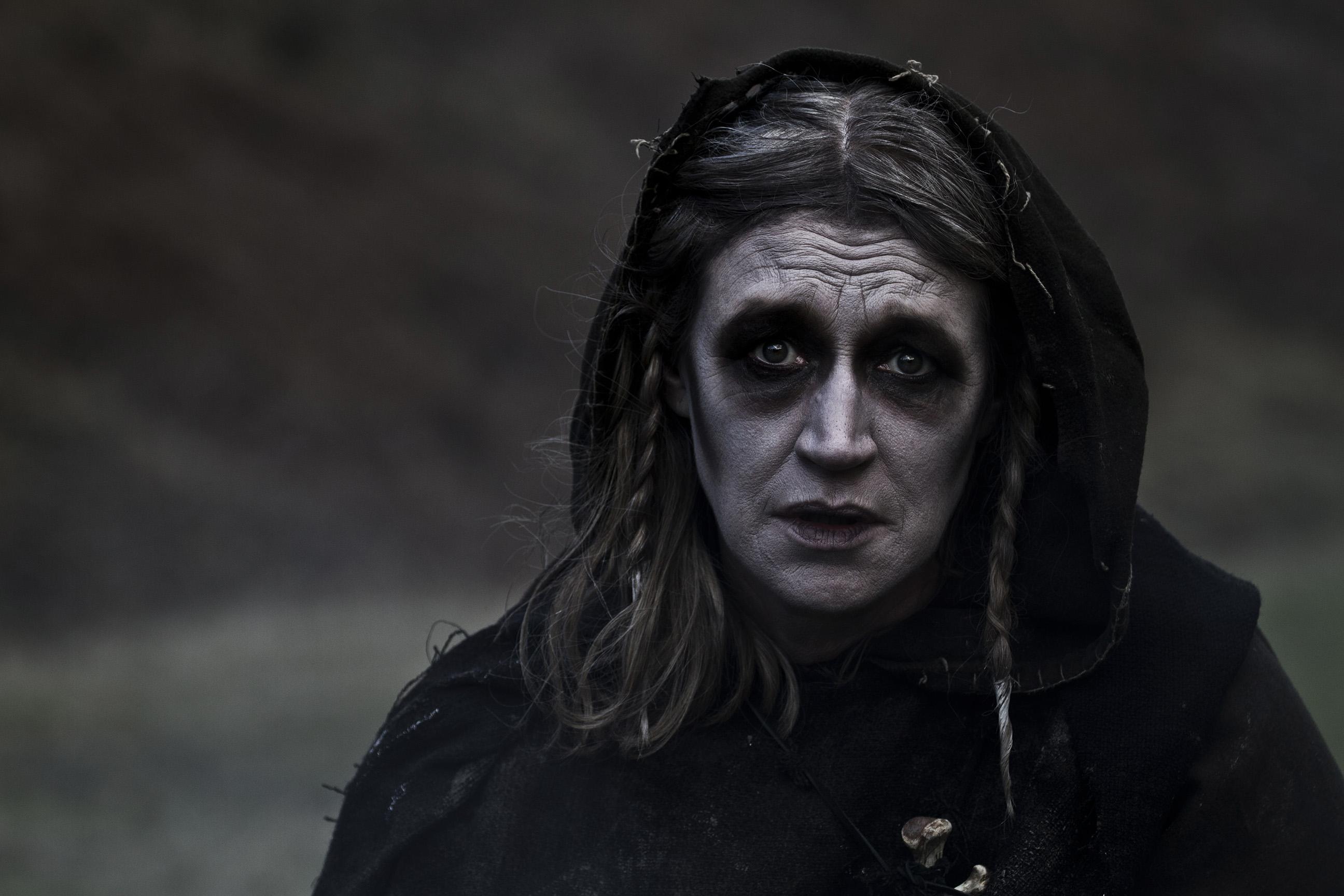 Sarah Parks (Viking: The Darkest Day)
